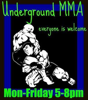Underground MMA