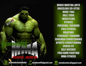 Team Mendes MMA