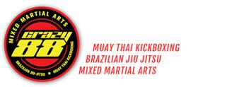 Crazy 88 Brazilian Jiu jitsu