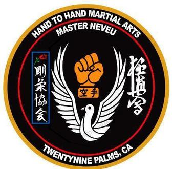 Hand to Hand Martial Arts