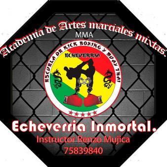 Echeverria Inmortal
