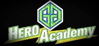 Green Ghost Hero Academy