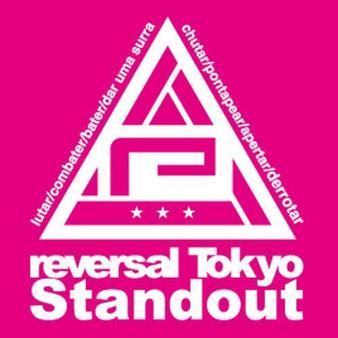 Reversal Gym Tokyo Standout
