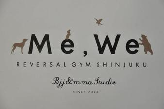 Reversal Gym Shinjuku Me, We