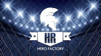 Hero Factory Gym