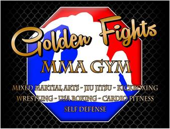 Golden Fights Cage Wars MMA Gym