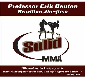 Solid MMA - Cobra BJJ