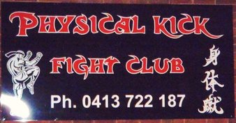 Physical Kick MMA