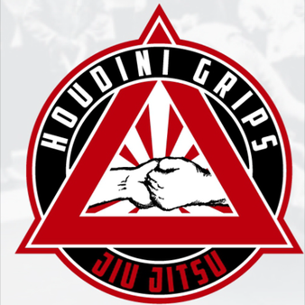 Houdini Grips Jiu Jitsu