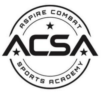 Aspire Combat Sports Academy