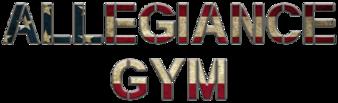 Allegiance Gym