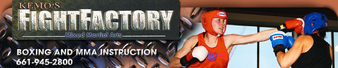 Kemo's Fight Factory