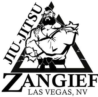 Zangief Jiu Jitsu