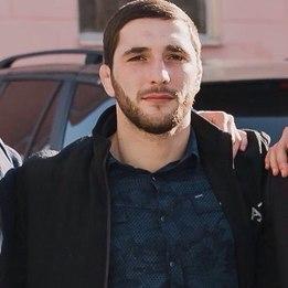 "Islam ""Mustang"" Azubekov"