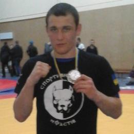 "Dmitriy ""Tiger"" Golbaev"