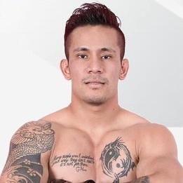 """Luis """"El Dragon"""" Ceron"""