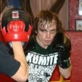 """Chris """"Kumite"""" Rowley"""
