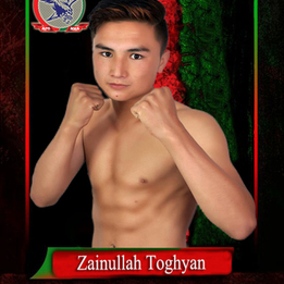 Zainullah Toghyan