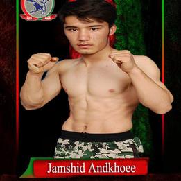 Jamshid Andkhoee