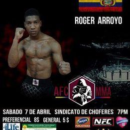 "Roger ""Chocolatoso"" Arroyo"
