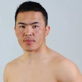 "Batsumberel ""The Mongolian Falcon"" Dagvadorj"