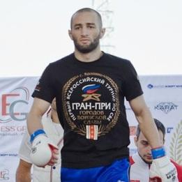 Salman Magomedov