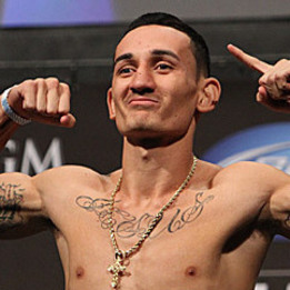 "Max ""Blessed"" Holloway"