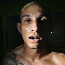 """Mauricio """"Facção"""" dos Santos Jr."""