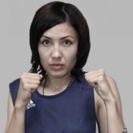 Samira Badrtdinova
