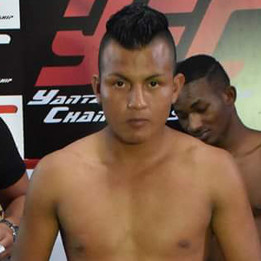 """Cristian Jose """"Pitbull Negro"""" Herrera Sarango"""