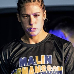 "Malin ""The Herminator"" Hermansson"