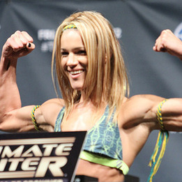 "Felice ""The Lil Bulldog"" Herrig"