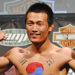 """The Korean Zombie"" Chan Sung Jung"