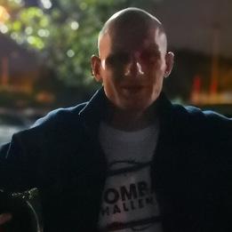 "Danny ""The Smiling Assassin"" Sharpe"