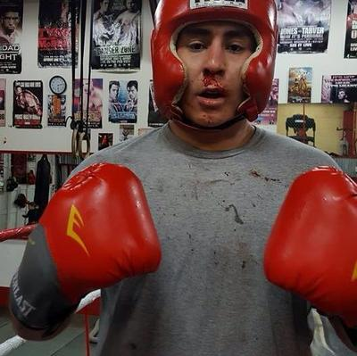 "Ramiro ""The Matador"" Hernandez"