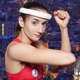 Anastasia Kulinich