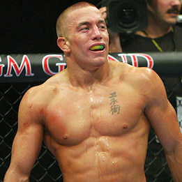"Georges ""Rush"" St. Pierre"