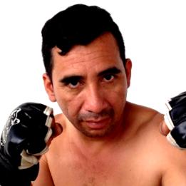 """Gustavo """"El Boyka de la troncal"""" Pantoja"""