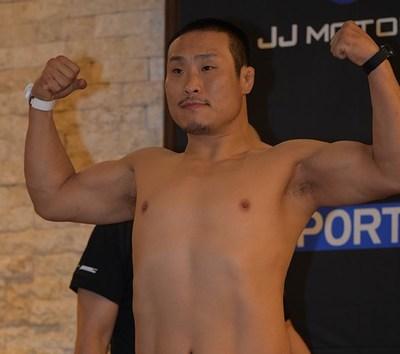 """MMA Panda"" Jae Young Kim"