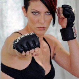 Sy Jewett (Lady Dragon)   MMA Fighter Page   Tapology