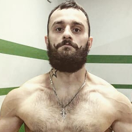 "Ruslan ""Samara Conor"" Betsenaev"