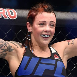 """Bad MoFo"" Joanne Calderwood"