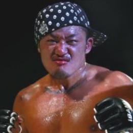 """Masato """"Pitbull"""" Kobayashi"""