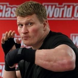 "Alexander ""Russian Vityaz"" Povetkin"