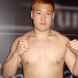 "Jun Soo ""The Korean Bear"" Lim"