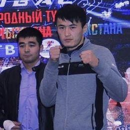 Shabdan Sarykov