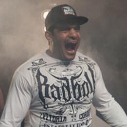 "Mahmoud ""Hellboy"" Hassan"