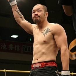 "Yoshihiro ""Barbaro44"" Tomioka"