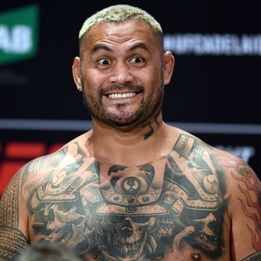 "Mark ""Super Samoan"" Hunt"