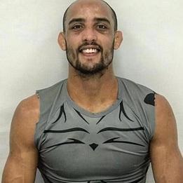 """Geraldo """"Spartan"""" de Freitas"""